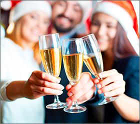 Alkohol Weihnachtsfeier.Zu Viel Alkohol Ganz Schön Blöd